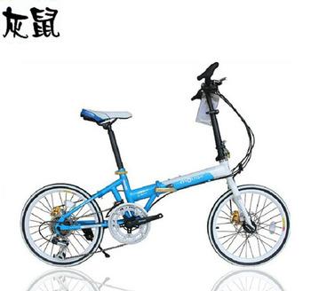 Squirrel 2.0 14 20 variable speed variable speed folding bicycle disc road bike folding bike