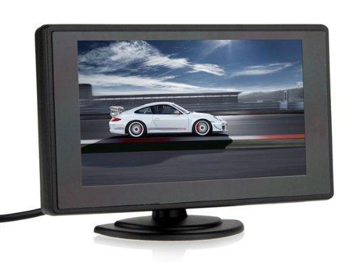 Автомобильный монитор 4.3' TFT 480 x 272 + автомобильный монитор 5 480 272 hd tft