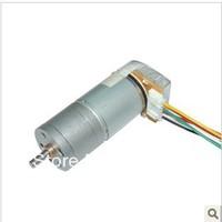 DIY 6-24V Dc gear motor encoder encoder slowdown motor speed line AB 334 encoder toys, robot