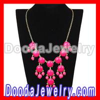 Fashion Costume Jewelry Roseo Mini Bubble Bib Necklaces Wholesale, Free Shipping