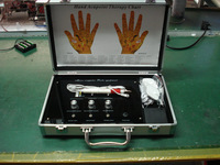1pcs Hand Acupoint Diagnosis Therapy Machine Portable Low Frequency Therapy Machine