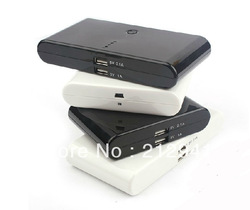 30000mAh Universal Backup USB Battery Power Bank Battery Pack Charger for iPhone/iPad/Mobile Phone Free Shipping(China (Mainland))