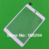 Free Shipping For iPad Mini  Digitizer Touch Glass Screen Spare Parts Replacement with High Quality