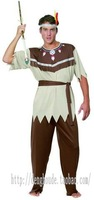 Halloween clothes costume indian clothes indian clothes Men