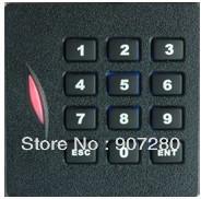 125 khz rfid zutrittskontrolle wg 26 bisschen Nähe kartenleser mit tastatur
