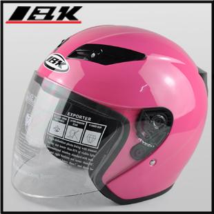 Motorcross Helmet Motorcycle helmet motorcycle helmet ibk-t02 pure pink  Motorbike helmet