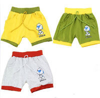 2013 Summer ClothesCartoon Cotton Children's Shorts For Boy /Beach Shorts/ 2pcs/lot High Quality