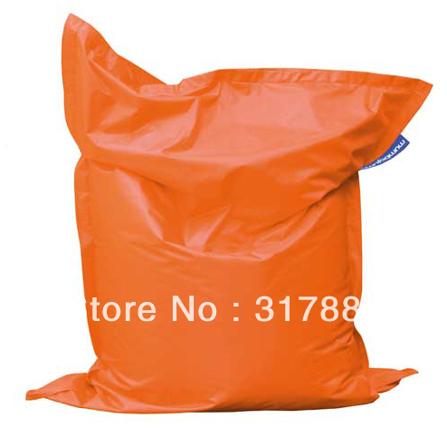 The Original!!!!! Outdoor kid bean bag portable chair, NEW DESIGN orange anywhere children gaming beanbag seat - free shipping(China (Mainland))