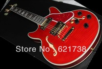 best Factory Musical Instruments 2011 MINI 355 Custom Shop Cherry Stoptail 100 mint Electric guitar rde
