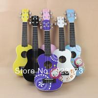 free shipping 21 inch Ukulele high-end guitar four small string guitar/Hawaii Ukulele
