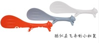 Free shipping Creatice squirrel rice spoon plastic food spade shovel as non-stick rice scoop meal spoon as family kitchenware.