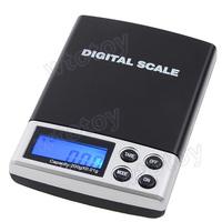 Precision Digital Pocket Scale 200g Max 0.01g Resolution  20622