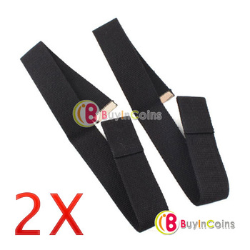 2 X Power Weight Bar Lifting Hand Wrist Support Strap[7813|01|01]