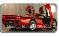 10pcs/lot Saleen S7. sports car style hard back case cover for iphone 5 5S 5G free shipping
