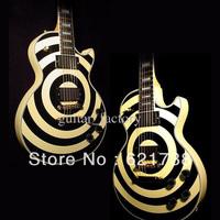 best guitar { Promotions } New arrival Zakk Wylde Custom Electric Guitar