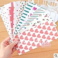 free shipping !!5pcs letter paper envelope / Romantic cartoon figure envelope