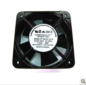 FANS HOME 15 220v ball-and-roller cooling fan fp-108ex-s1-b