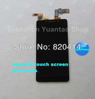 For 360 innos i6 touch screen and LCD Panel LCD combo Replacement  Free Shipping & Free Tools