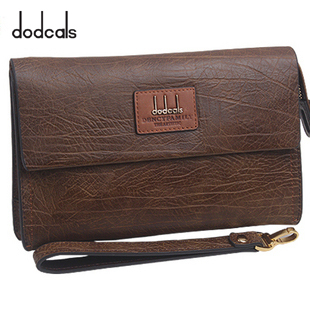 Men's clutch day clutch bag casual briefcase business man bag cowhide