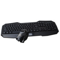 Free shipping+D9700 wireless keyboard set keyboard mouse set CFdota professional gaming mouse and keyboard