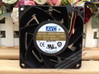 FANS HOME Refires 8cm original avc electric worm gear supercharger refires fan 3.84a