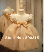 Children's clothing puff skirt flower girl skirt child princess dress child formal dress wedding dress baby dress costume