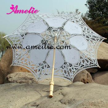 , Свадьба Украшения, small Детский Кружево parasols umbrella