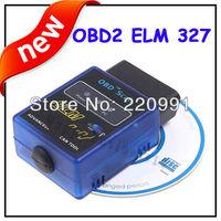 New ELM327 V1.5 Mini Bluetooth ELM 327 OBDII OBD-II OBD2 Protocols Auto Diagnostic Tool