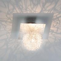 Modern 16cm G4 brief fashion aluminum wire balcony ceiling light lamp lighting droplight free shipping