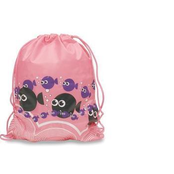 Cartoon print drawstring storage bag beam port waterproof beach bag travel bag waterproof bag