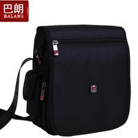 Brief man bag male shoulder bag messenger bag casual bag oxford fabric nylon canvas bag