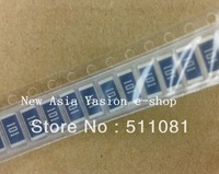 Free Shopping 100pcs resistor 100R 2512 5%, 100 OHM The chip resistor is metal glazed thick film