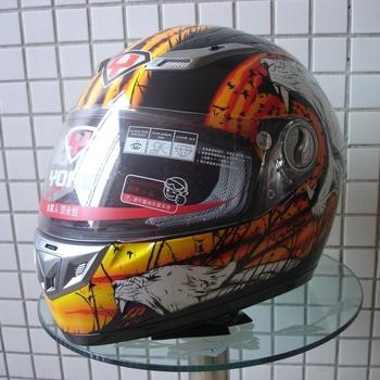 Motorcycle helmet yohe 927 37 - - - - 337 chromophous