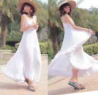 Bohemia style full summer dress beach casual dress fashion one-piece dress