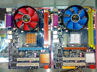 G31 computer motherboard set zhiqiang dual-core 3.0g ddr2