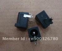 Free Shipping  50pcs  Female DC Power Jack supply socket 5.5X2.1mm