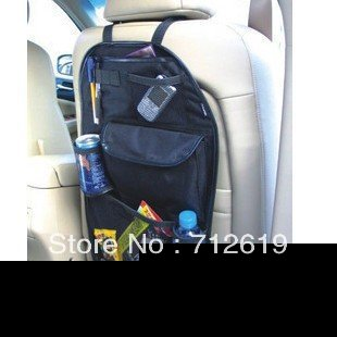 Free shipping!Car multi Pocket Storage Organizer Arrangement Bag of Back seat of chair(China (Mainland))