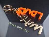 Bag Charms Fashion Keychain Bag Ornament Free Shipping High Quality Original Package Using In Bag/Moblie/Key #L40