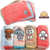 FREE SHIPPING! high quality Abby cartoon embroidered four seasons blanket pet blanket dog blanket cushion plush 1PCS/LOT