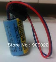 Brand New MR-BAT 3.6v 1700mAh Lithium  Battery for Mitsubishi   free shipping PLC Battery