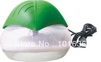 USB mini portable water ionizer air purifier