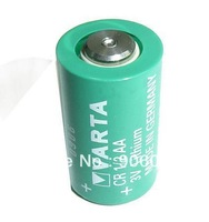 Brand New CR1/2AA 3V 950mAh Lithium  Battery for VARTA   free shipping PLC Battery