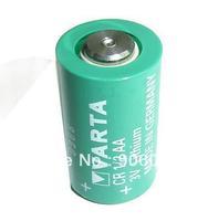 Brand New CR1/2AA 3V 950mAh Lithium  Battery for VARTA   free shipping PLC Battery