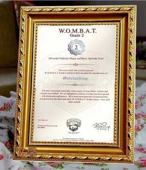 Fashion wool a4 certificate photo frame a3 photo frame tax registration certificate box diploidy authorized certificate
