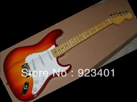 best Factory guitar best Musical Instruments red Beginners Electric Guitars in stock