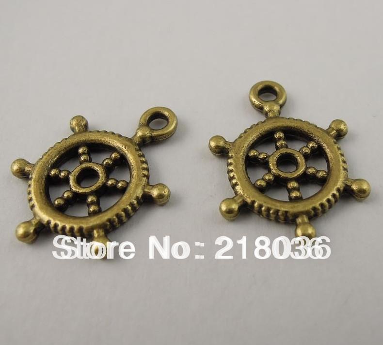 где купить Брелок Silver Angel 200PCS DIY 17 * 15 * 2 M950 Fit European Beads Charms Bracelets дешево