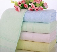100% Super  Soft  140*70cm Bamboo Fiber Bath Towel For Adults and Babies (420GSM,3pcs/lot)