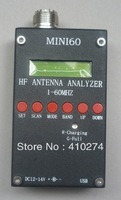 SARK100 Mini HF ANT SWR Antenna Analyzer SARK100 For Ham Radio Hobbists SARK100  /FREE SHIPPING