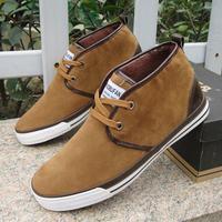Men's 2012 male high-top shoes scrub fashion men canvas shoes casual shoes single zhongbang