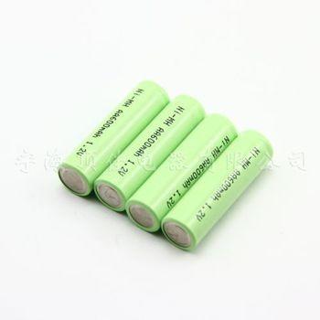 Diy battery ni-mh capacity : 600mah 5 1.2v ni-mh rechargeable battery